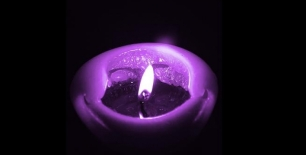 Purple_Candle